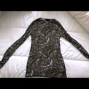 Long sleeve BCBG MAXAZRIA